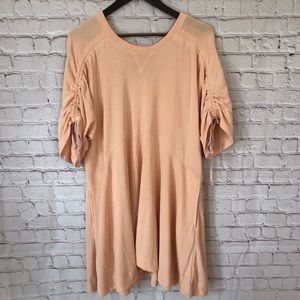 Free people apricot Dress